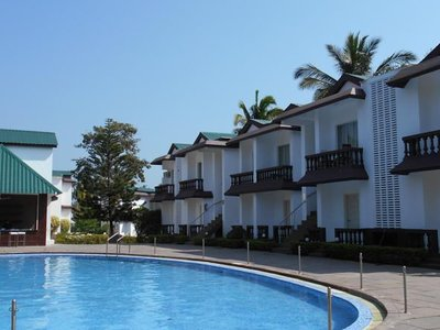 Отель Bollywood Sea Queen Beach Resort 3* Южный Гоа Индия