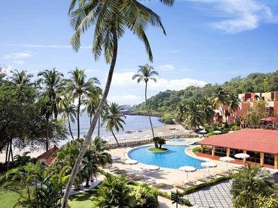 Отель Cidade De Goa 5* Северный Гоа Индия