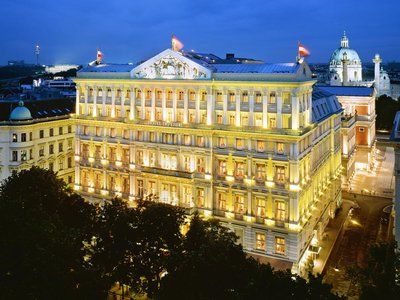 Отель Imperial Hotel 5* Вена Австрия