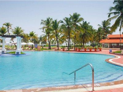 Отель Holiday Inn Resort 5* Южный Гоа Индия