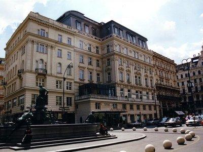 Отель Ambassador Hotel 5* Вена Австрия