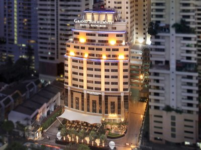 Отель Grand Sukhumvit Hotel Bangkok (Managed by Accor) 5* Бангкок Таиланд