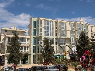 Отель Sunny Day Club 3* Солнечный берег Болгария