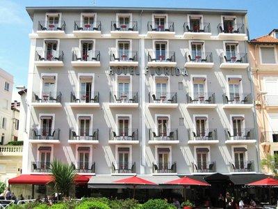 Отель Florida Hotel 4* Биарриц Франция