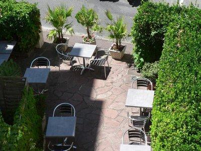 Отель Brit Hotel Marbella 3* Биарриц Франция