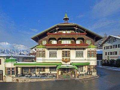 Отель Sporthotel Igls 4* Иглз Австрия