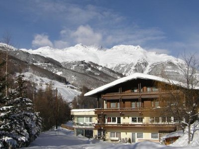Отель Sportalm Pension 3* Зельден Австрия