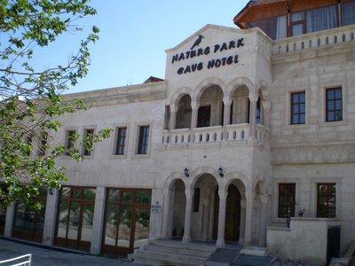 Отель Nature Park Cave Hotel 4* Каппадокия Турция