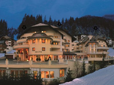 Отель Brigitte 4* Ишгль Австрия