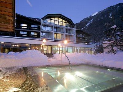 Отель Madlein Hotel 4* Ишгль Австрия
