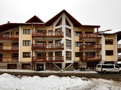 Отель Eagles Nest Aparthotel 2* Банско Болгария