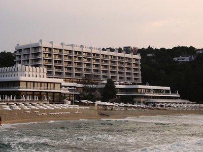 Отель The Palace Hotel 5* Солнечный день Болгария