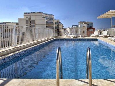 Отель Argento Hotel 4* Сан Джулианс Мальта