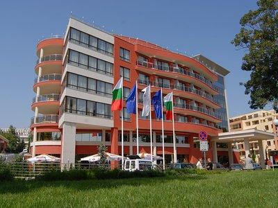 Отель Vigo Hotel 4* Несебр Болгария