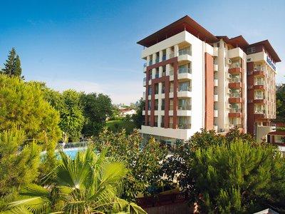 Отель Sirma Hotel 3* Сиде Турция
