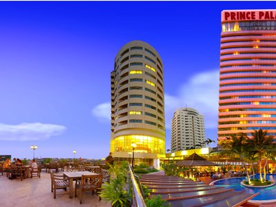 Отель Prince Palace Hotel Mahanak 4* Бангкок Таиланд