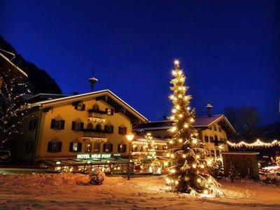 Отель Neue Post Hotel 4* Майрхофен Австрия