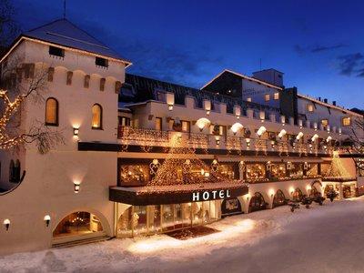 Отель Klosterbrau Hotel 5* Зеефельд Австрия