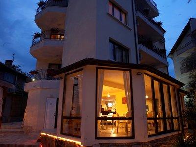 Отель Coral Hotel 3* Обзор Болгария