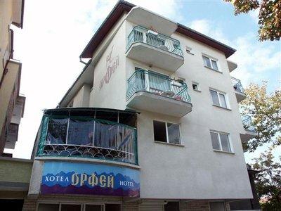 Отель Орфей 3* Несебр Болгария
