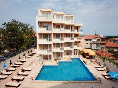 Отель Obzor City Hotel 3* Обзор Болгария