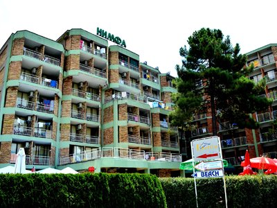 Отель Нимфа Русалка 2* Солнечный берег Болгария
