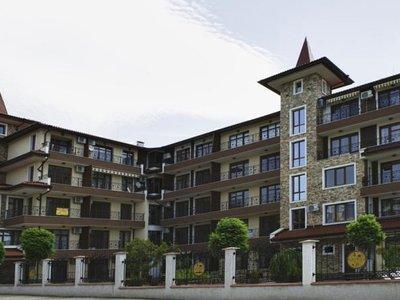 Отель Rich 3 Apartments 2* Равда Болгария
