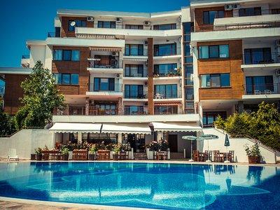 Отель Messambria Fort Beach 3* Елените Болгария