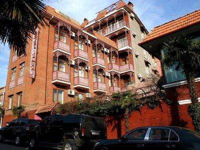 Отель Irmeni 3* Тбилиси Грузия