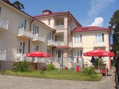 Отель Ривьера 3* Уреки Грузия