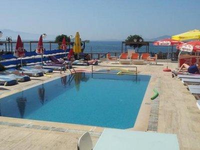 Отель Aydem Hotel 2* Бодрум Турция