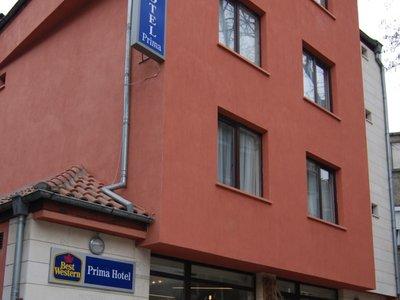 Отель Best Western Prima Hotel 3* Варна Болгария