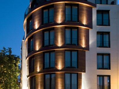 Отель Modus Hotel 4* Варна Болгария