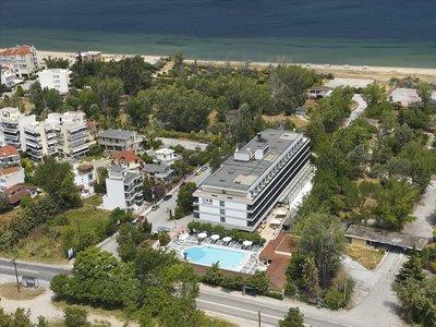 Отель Sun Beach Hotel 4* Салоники Греция
