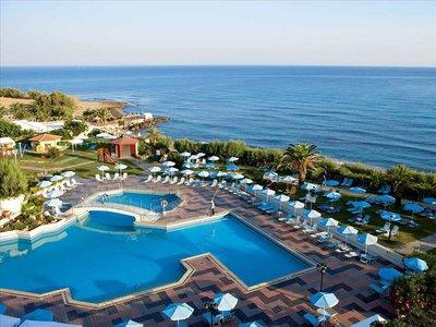 Отель Creta Star Hotel 4* о. Крит – Ретимно Греция