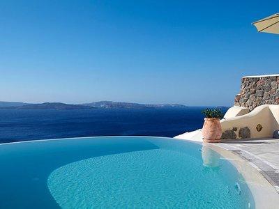 Отель Pezoules of Oia 5* о. Санторини Греция