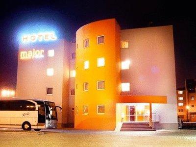 Отель Major Hotel 3* Краков Польша