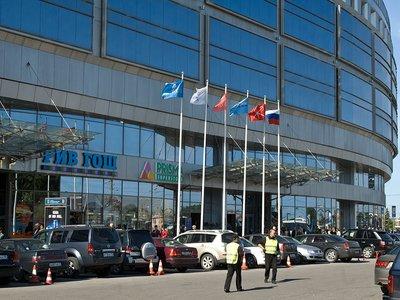 Отель Москва 4* Санкт-Петербург Россия