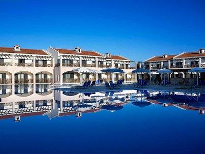 Отель Roda Beach Resort & Spa 5* о. Корфу Греция
