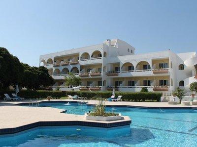 Отель Happy Days Hotel 3* о. Родос Греция