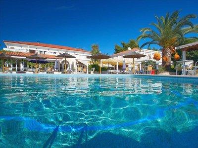 Отель Chrousso Village Hotel 4* Халкидики – Кассандра Греция
