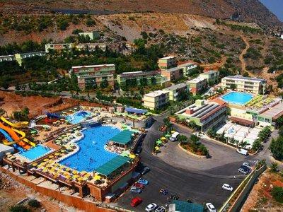 Отель Aqua Sun Village & Water Park 4* о. Крит – Ираклион Греция