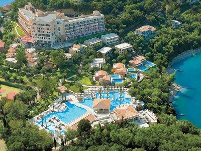 Отель Grecotel Eva Palace 5* о. Корфу Греция