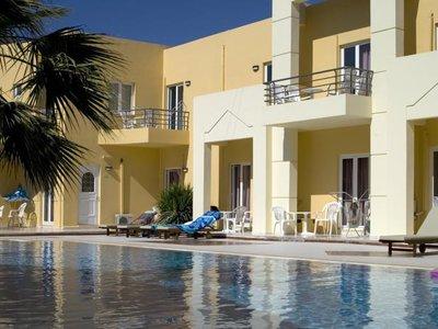 Отель High Beach Boutique 4* о. Крит – Ираклион Греция