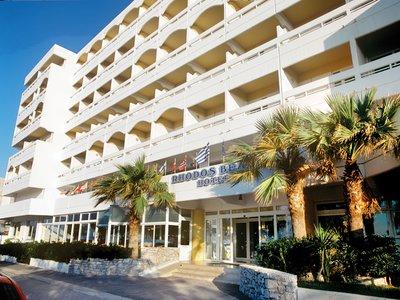 Отель Rhodos Beach Hotel 3* о. Родос Греция