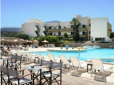 Отель Almiros Beach Apartments 3* о. Крит – Агиос Николаос Греция