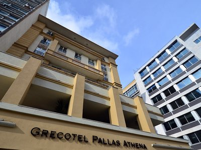 Отель Pallas Athena Grecotel Luxury Boutique Hotel 5* Афины Греция