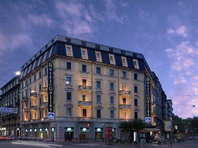 Отель Best Western Plus Hotel Galles 4* Милан Италия