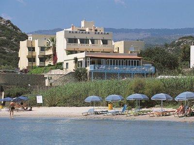 Отель Almiros Beach Hotel 3* о. Крит – Агиос Николаос Греция