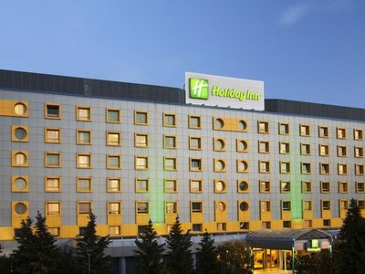 Отель Holiday Inn Athens 5* Аттика Греция